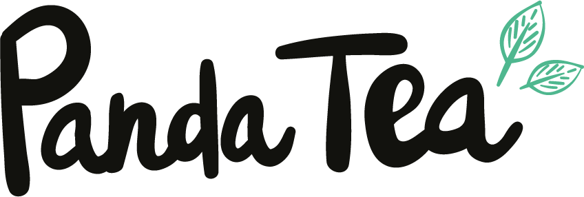Logo Panda Tea